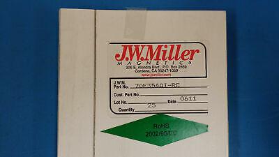10 Pcs 70f354ai-rc Jw Miller Rf Fixed Inductors 350uh 5