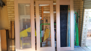 Various French and timber doors Balcatta Stirling Area Preview