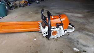 MS 661 Magnum stihl chainsaw Stanthorpe Southern Downs Preview