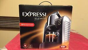 Aldi expressi coffee pod machine