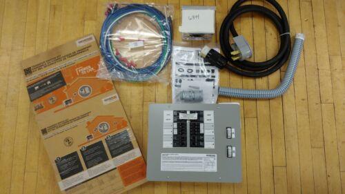 GENERAC 6296 50 AMP 12-16 CIRCUITS TRANSFER SWITCH KIT