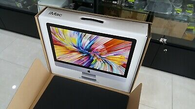 iMac 21.5 A1418 Slim Intel Quad Core i7 3.1GHz 16GB RAM 256GB SSD Warranty