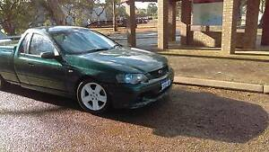 5 speed Manual Xr6 turbo ute Perth Perth City Area Preview