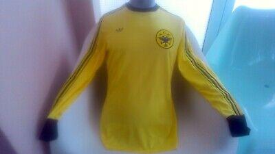AEK Athens F.C. 1979 adidas jersey shirt trikot camiseta MADE IN WEST GERMANY image
