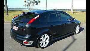 6 MTHS REGO Ford Focus XR5 TURBO 2007 hatch Pacific Pines Gold Coast City Preview