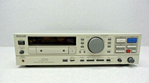 Panasonic SV-3700 Professional Digital Audio Tape Recorder DAT (Vintage) (B)