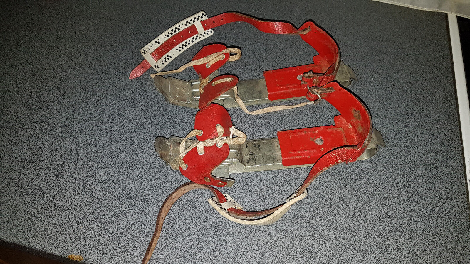 Kinder Gleitschuhe Schneegleiter Schuhgröße bis 23 cm