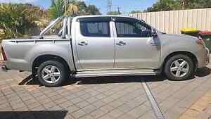 2007 toyota hilux sr dual cab ute for sale 16000 ono may swap Mansfield Park Port Adelaide Area Preview