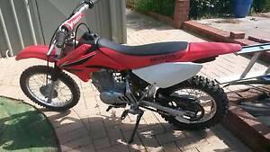 2010 Honda crf 80 dirt bike. Bunbury Bunbury Area Preview