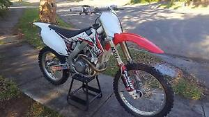 2012 honda crf450r for swaps Boronia Knox Area Preview