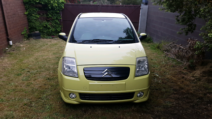 2007 Citroen C2 VTR 5 Speed Sequential Manual Hatchback Point Cook Wyndham Area Preview