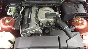 BMW m44 twin cam engine and gearbox Huonville Huon Valley Preview