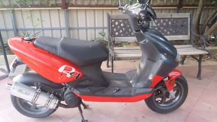 TGB 2003 50cc scooter Enfield Port Adelaide Area Preview