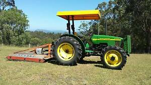 John Deere 5205 4WD Forster Great Lakes Area Preview
