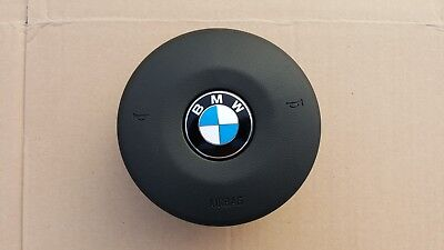 BMW M SPORT M TECH F11 F21 F32 F34 F07 F12 F13 GENUINE USED DRIVER  AIRBAG COVER