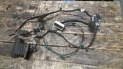 VW GOLF MK5 5 DOOR REAR LEFT PASSENGER SIDE DOOR WIRING LOOM