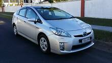 2010 Toyota Prius i-TECH ZVW30 SILVER 1.8 Ltr CVT Hatchback Sunnybank Hills Brisbane South West Preview