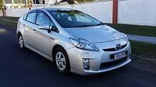 2010 Toyota Prius i-TECH ZVW30 SILVER 1.8 Ltr CVT Hatchback Sunnybank Hills Brisbane South West Preview