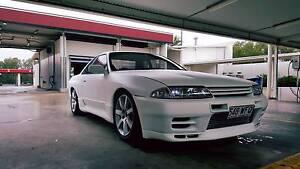 1992 Nissan Skyline Coupe Brisbane City Brisbane North West Preview