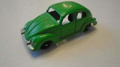 VW COX  TOOTSIETOYS USA   KAEFER BEETLE BUG KEVER COCCINELLE +/- 1970
