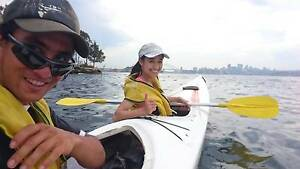 """HARBOUR KAYAKING EXPERIENCE"" Rose Bay Eastern Suburbs Preview"