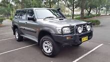 2004 Nissan Patrol Wagon ST 4.2TD6 Eastwood Ryde Area Preview