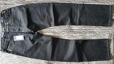 Armani Jeans Denim, J45 Regular Fit - Straight-Leg, Black Wash