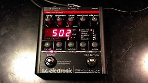 TC.Electronics Nova Delay ND-1