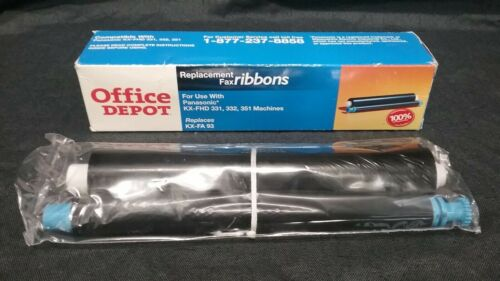 OFFICE DEPOT REPLACEMENT FAX RIBBONS