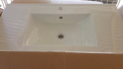 Bathroom Sinks Joondalup basin / sink / ceramic bathroom basins | building materials