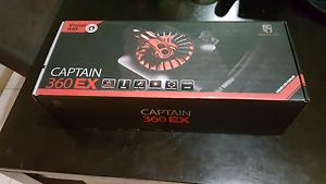 GAMERSTORM CAPTIAN 360EX CPU liquid cooler Pakenham Cardinia Area Preview