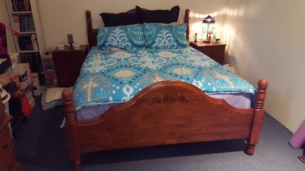 Bed Queen Size Morphett Vale Morphett Vale Area Preview