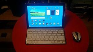 Galaxy note pro 12.2 (32gb) +apple wireless keyboard+access.
