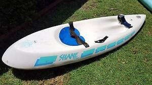 Shane Thermo Waveski / Surfski. Wembley Cambridge Area Preview