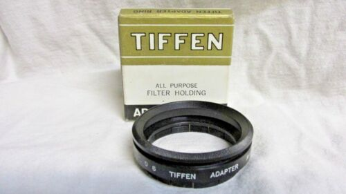 TIFFEN SERIES 6 ADAPTER RING WITH HOLDER