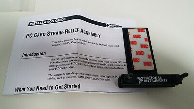 National Instruments 777550-01 Pcmcia Strain Relief Accessory Pc Card