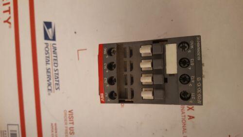 ABB contactor AF09-30-10-13 100-250 v 50/60 hz dc motor starter