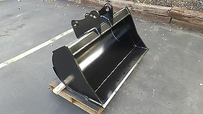 New 48 Grading Bucket For A John Deere 310e With Coupler Pins