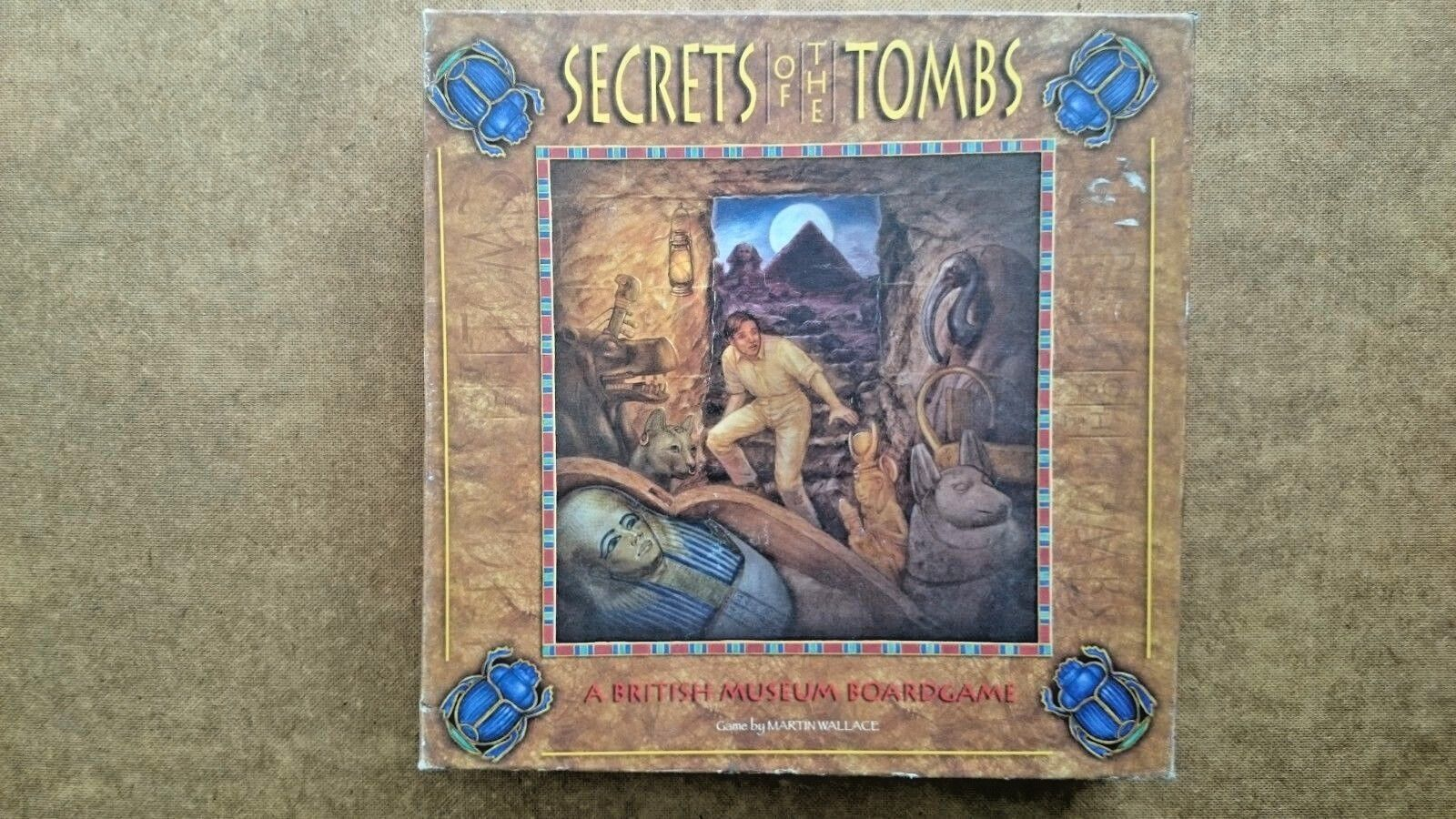 Secrets of the Tombs  Game