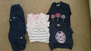 Girls baby clothes bundle size 00 Hawthorn Mitcham Area Preview
