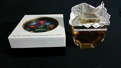 Caron Fleurs de Rocaille Original Vintage Unopened Baccarat c1933 2oz Extrait