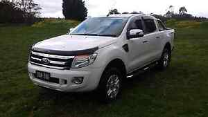Ford Ranger 2013 XLT Highrider twin cab. Corio Geelong City Preview