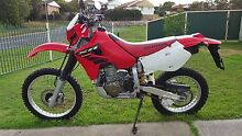 Honda xr650r Muswellbrook Muswellbrook Area Preview
