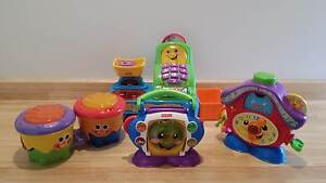 Quality Pack of 4 Fisher Price Toys Kings Langley Blacktown Area Preview