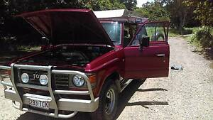 1986 Toyota LandCruiser Coupe Cairns Cairns City Preview
