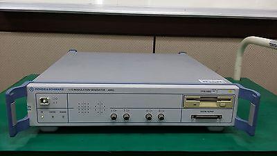 Rs Iq Modulation Generator Amiq04 100516 Opt B1 B2 B3