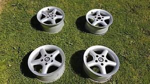 CSA 5 Stars Holden Commodore Alloy mag wheels 15x7 Aberfoyle Park Morphett Vale Area Preview