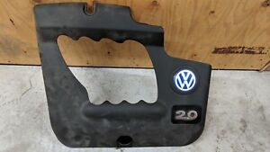 VW AEG engine cover Golf Jetta 2.0