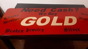 We pay cash for GOLD