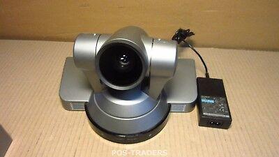 Sony EVI-HD1 High Definition Color Pan/TiltZoom Video Conferencing Camera + PSU